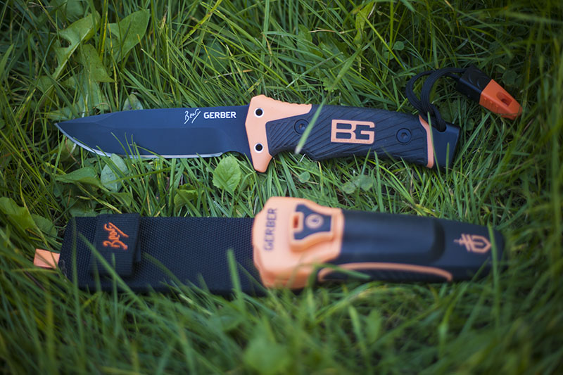 gerber bear grylls ultimate survival knife review