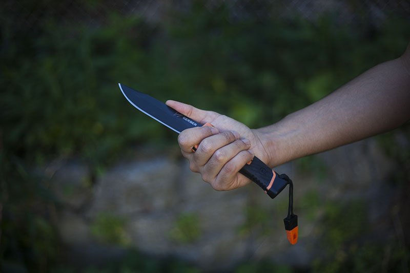 top survival knives gerber blades fixed blade survival knife