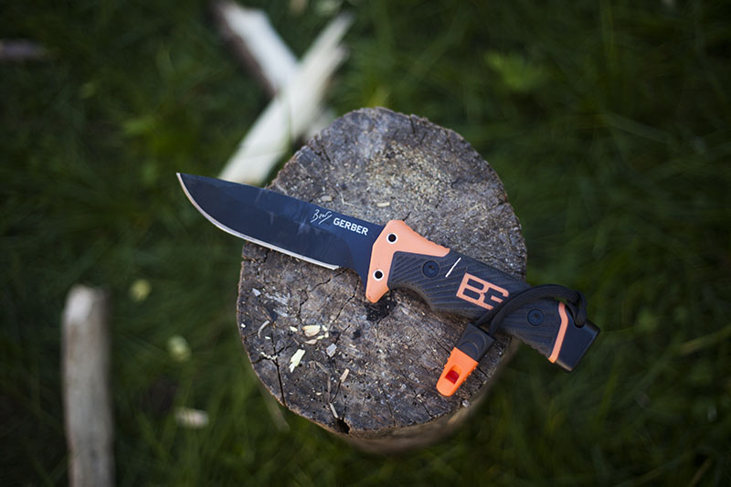 Gerber Bear Grylls Ultimate Pro Fixed Blade Survival Knife Review