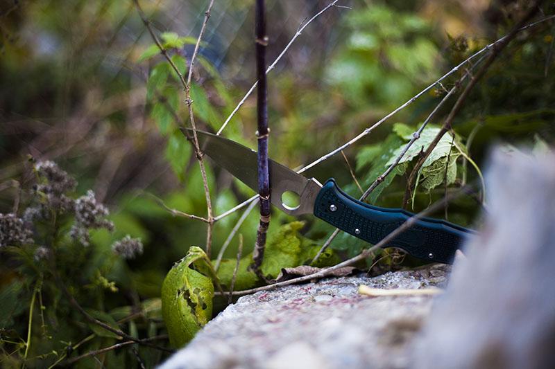 survival blog knife review endura 4 ffg