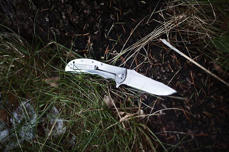 frame lock assisted knife kershaw volt