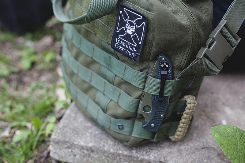 Condor Outdoor Shoulder Bag 52