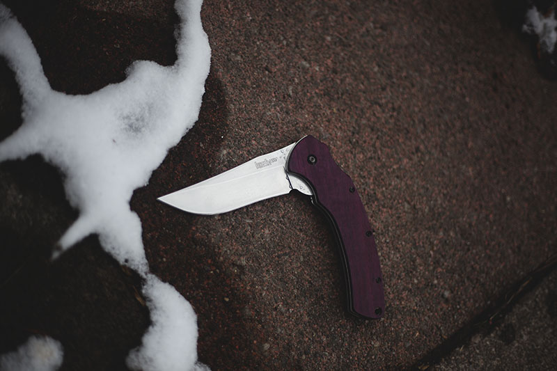 more than just surviving knife review kershaw tremor