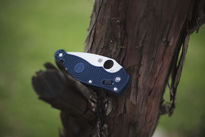 more than just surviving review spyderco manix 2