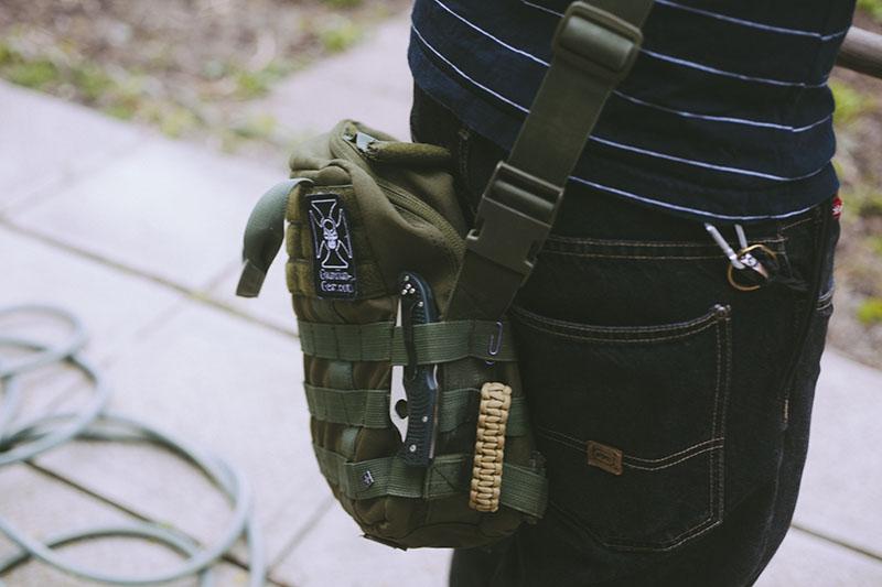 Small Edc Shoulder Bag 52