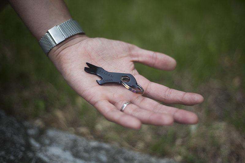 uses of gerber shard keychain tool