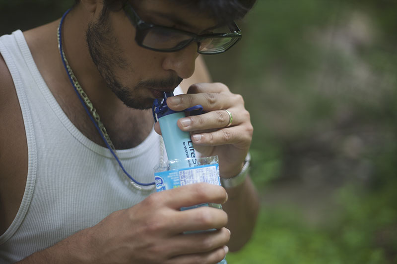 survival blog review the lifestraw