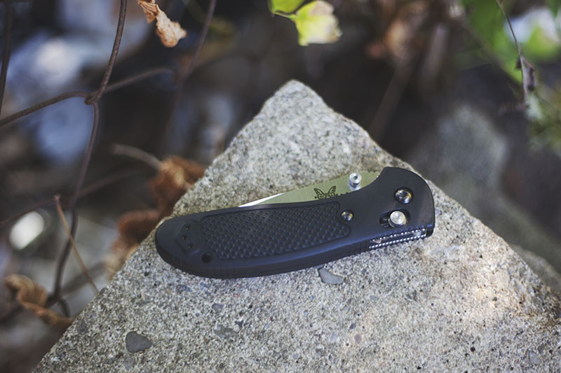 most popular benchmade griptilian review