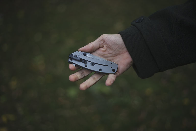 flipper kershaw cryo 2 review survival gear blog