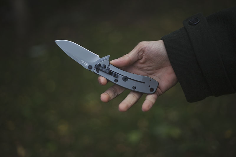 frame lock kershaw cryo 2 review folder more than just surviving
