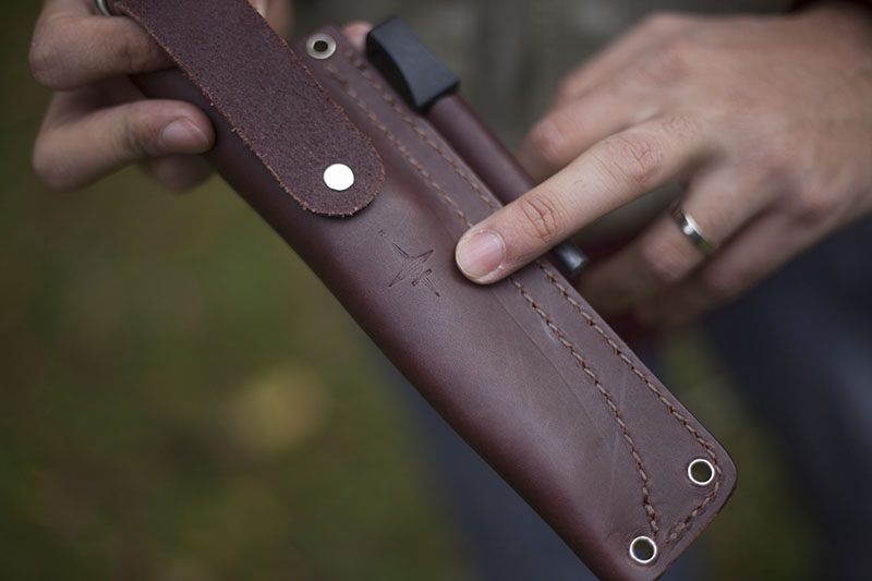 more than just surviving survival blog review lt wright handcrafted knives genesis