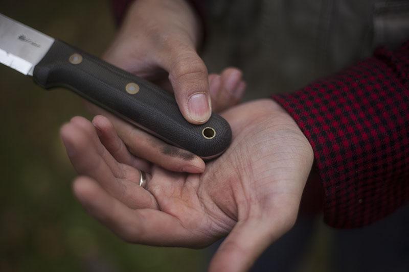 more than just surviving bushcraft review genesis lanyard hole