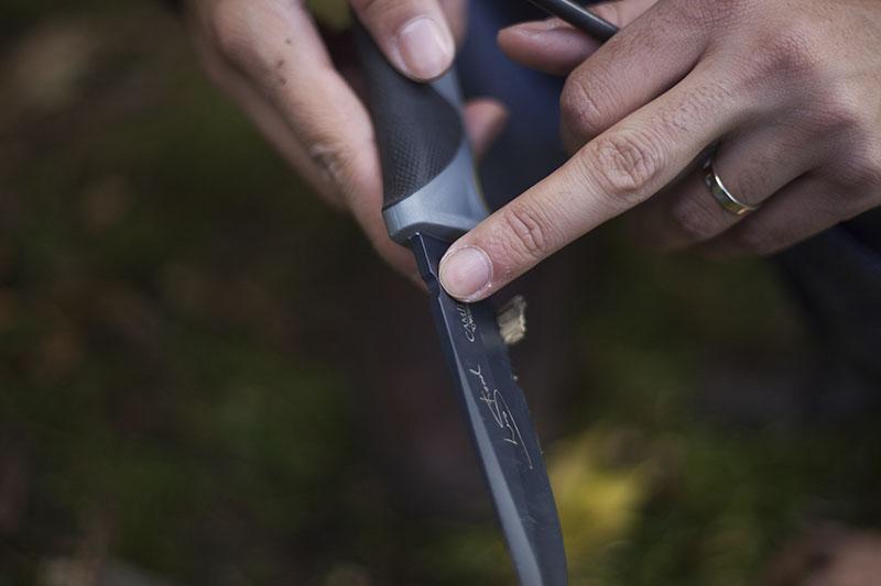 camillus knife review sk mountain survival knife les stroud survivorman