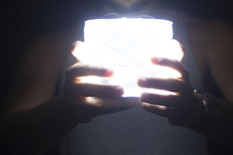preparedness solar lantern product luci inflatable lantern