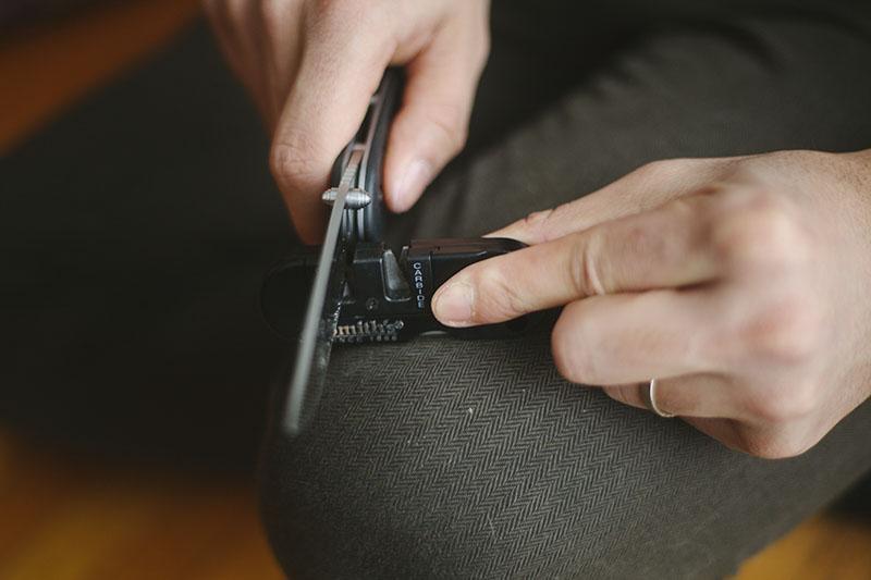 knife sharpener review pp1 smiths pocket pal 1 edc
