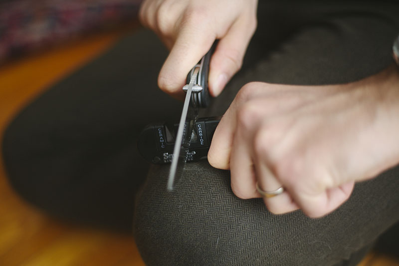 shtf gear knife sharpener pp1 smiths pocket pal review