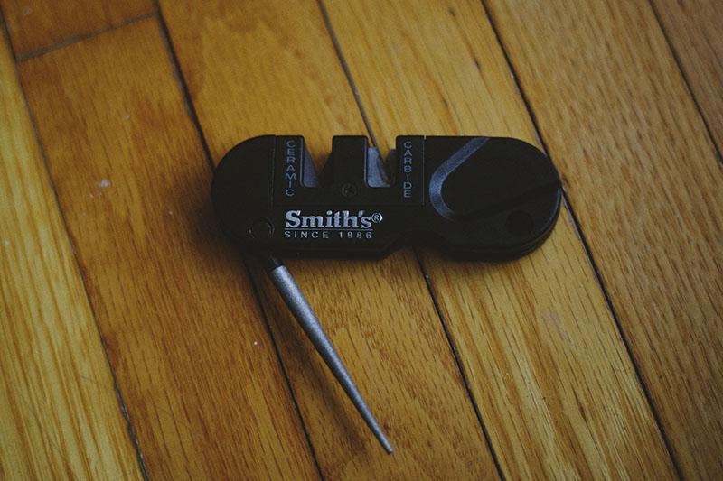 smiths pocket pal knife sharpener review survival blog