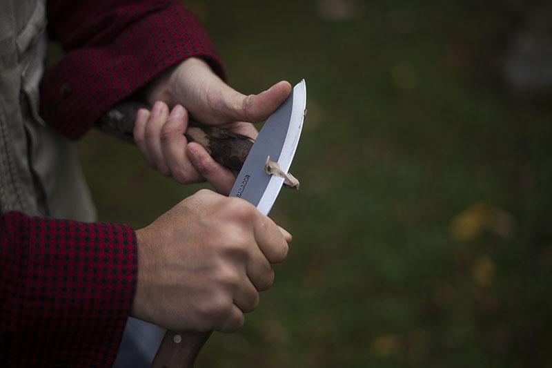 survival knife condor bushlore review more than just surviving