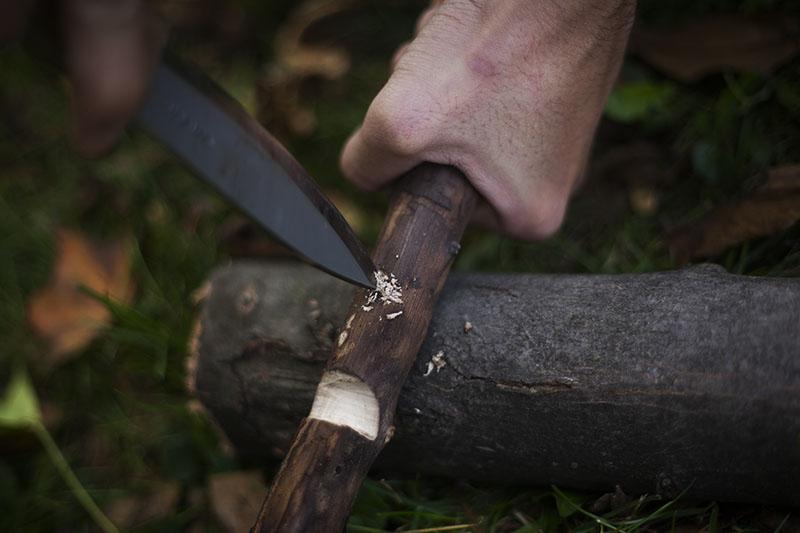 bushcraft knife condor bushlore review fixed blade survival