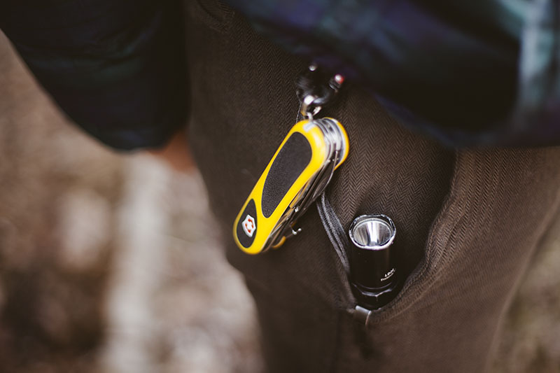 modern yellow victorinox evogrip s18 review multi-tool swiss army knife