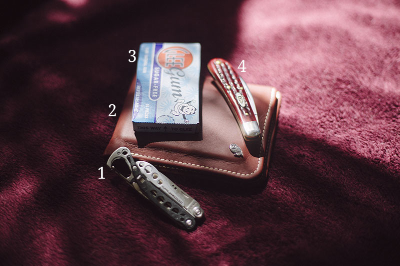 April 2015 EDC Pocket Dump
