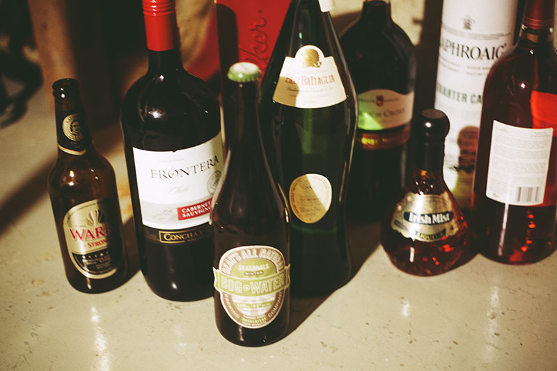 more than just surviving guide to stockpiling alcohol for preppers
