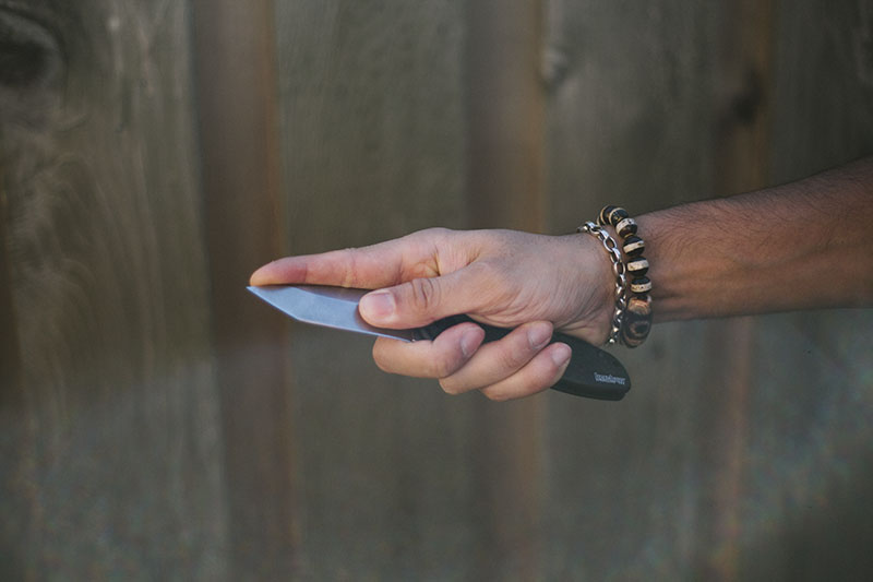 kershaw blur review knife made in america more than just surviving review