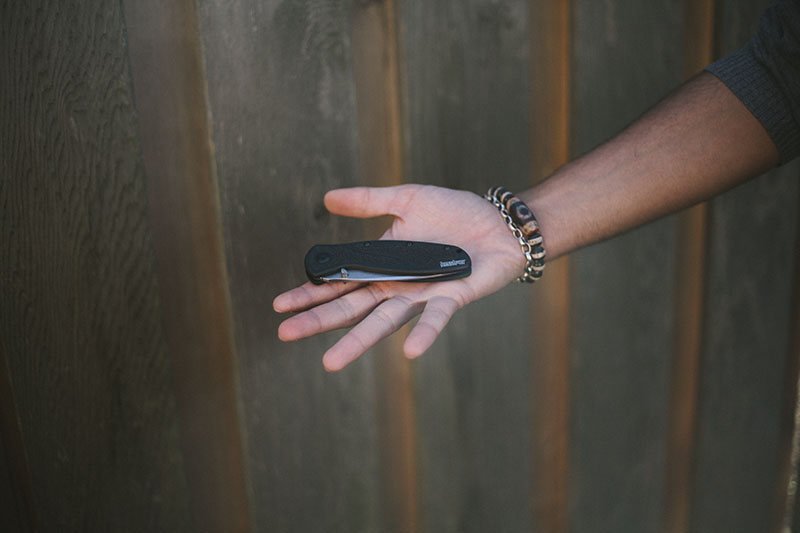 edc gear knife kershaw blur review more than just surviving