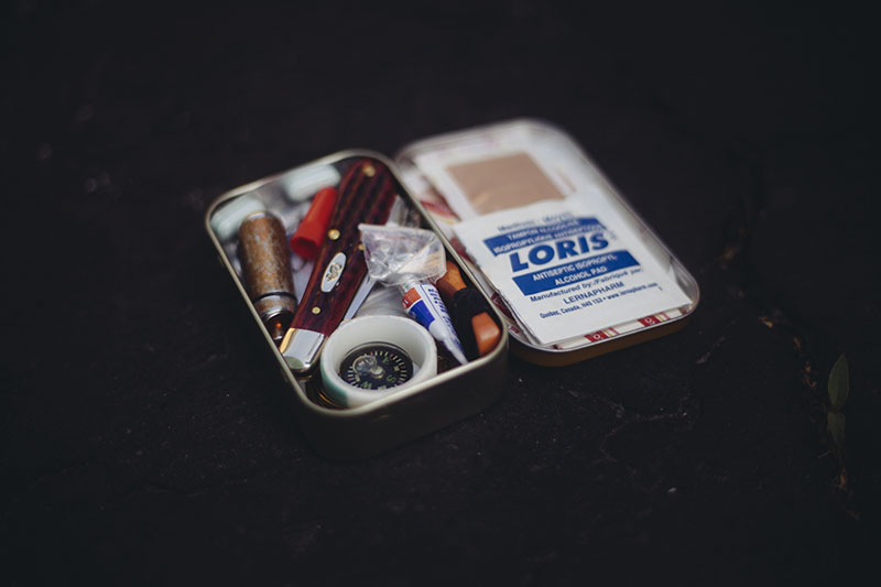 DIY: How to Build Your Own Altoids Tin Survival Kit