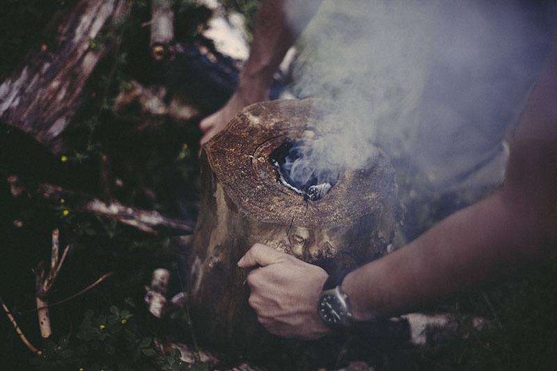 survivalists preppers how to become better skill set bushcraft