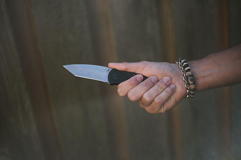more than just surviving edc pocket knife kershaw blur review