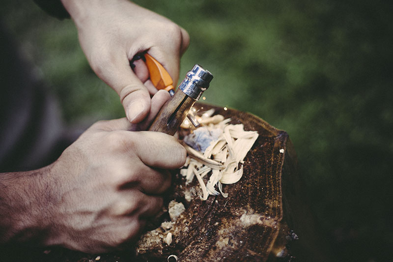 preppers survivalists become better bushcraft skills