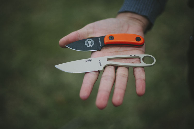 best everyday carry neck knives to edc survival tactical applications