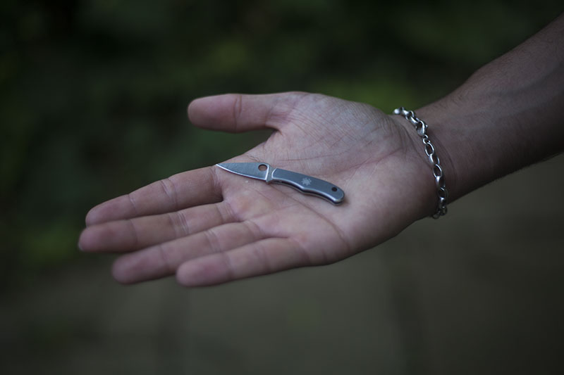 smallest spyderco knife bug review survival blog gear