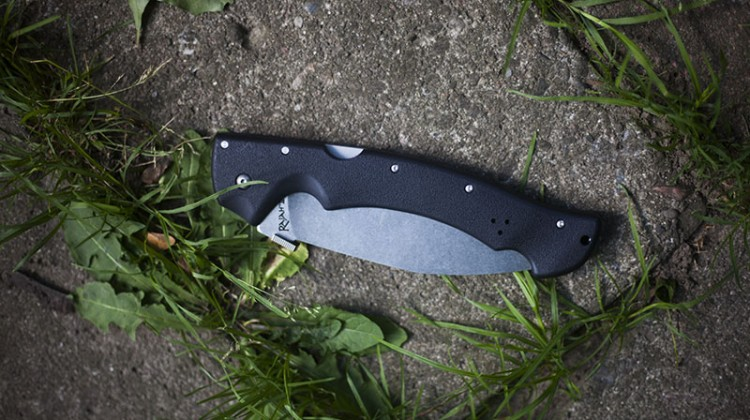 Cold Steel Rajah 2 Oversized Folding Knife Review
