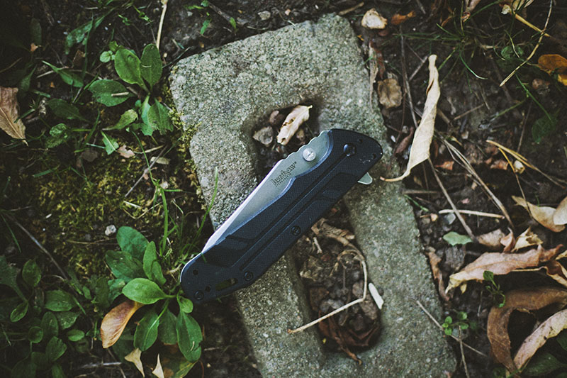 kershaw thermite review rick hinderer designer knife review