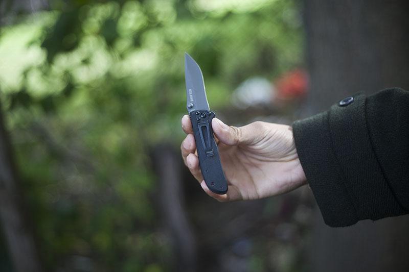 survivalist blog crkt drifter review everyday carry pocket knife