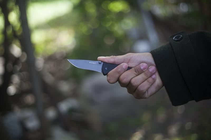 minimalist folding knife crkt drifter review good value