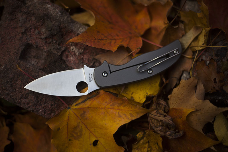 best spyderco knives titanium framelock list favourites
