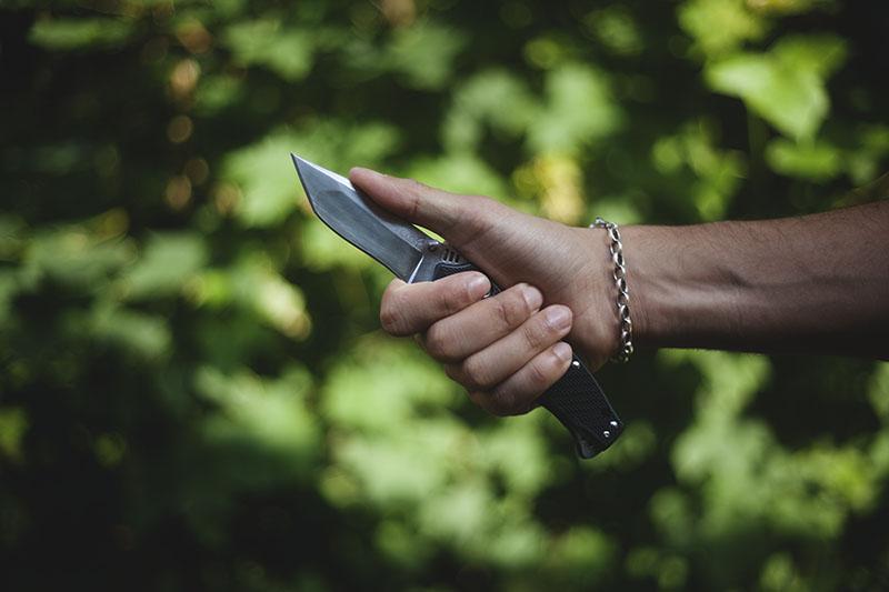survivalist gear review blog sog vulcan folding knife arc lock