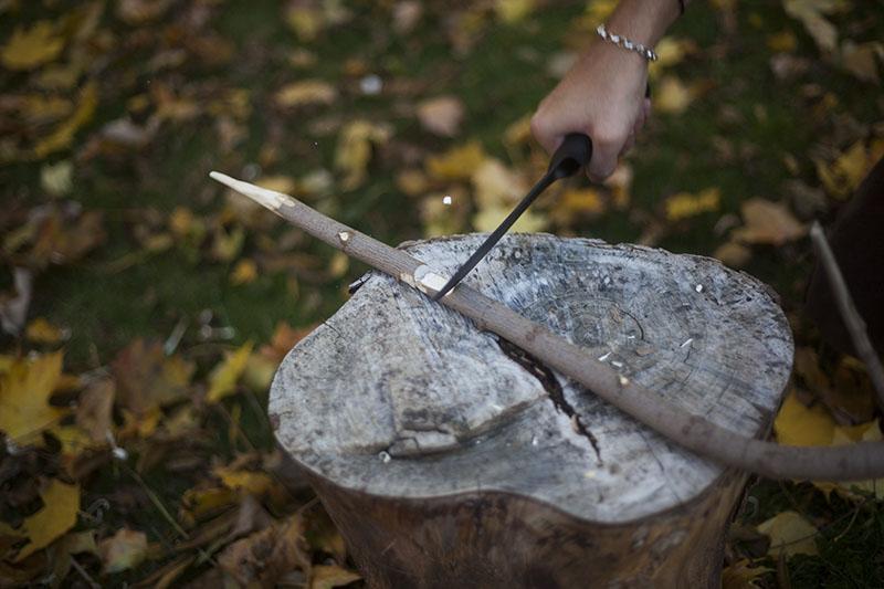 outdoor gear knife review cold steel bushman survivalist kit