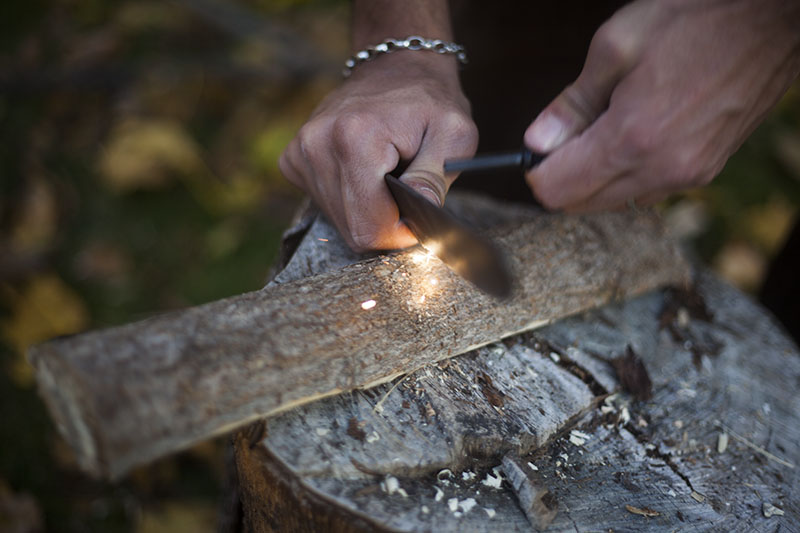 Wilderness Survival: Starting Fire After Rain, Drinking Seawater, & More