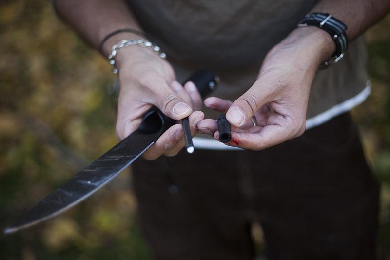 survivalist prepper blog more than just surviving cold steel review