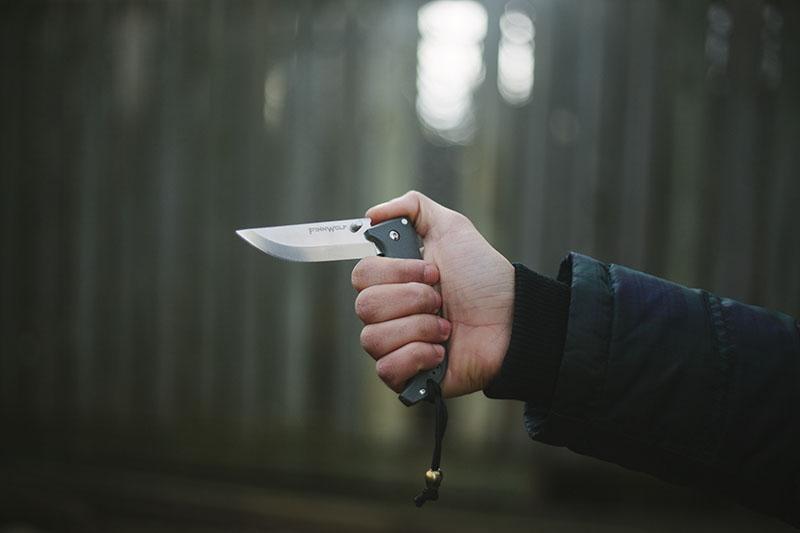 edc folding outdoor knife cold steel finn wolf review survival gear
