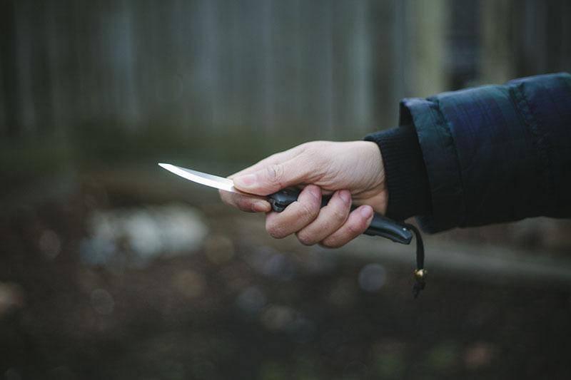 outdoor survival folding knife review edc gear finn wolf