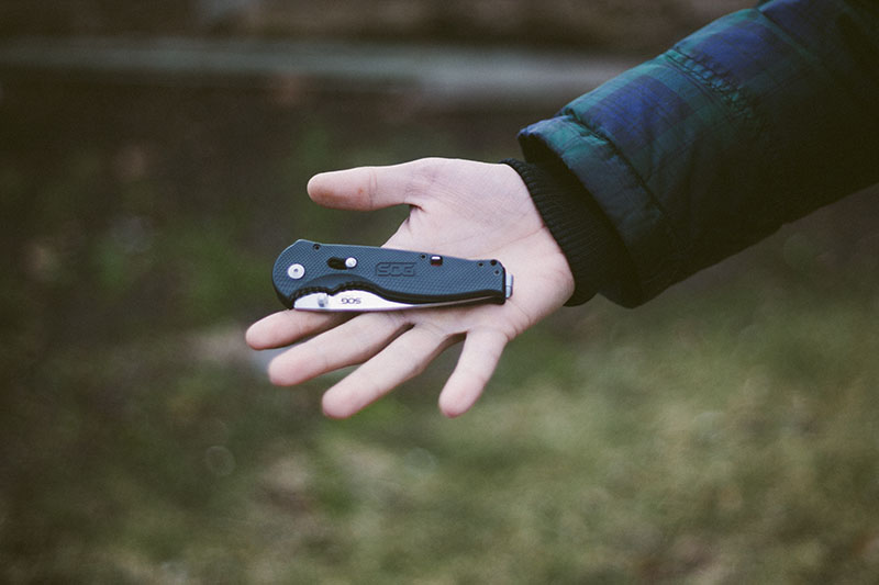 flash 2 sog knives review survival prepping gear edc