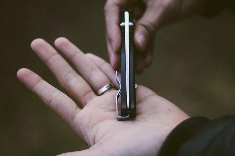 folding pocket knife review overrated sog flash ii folder