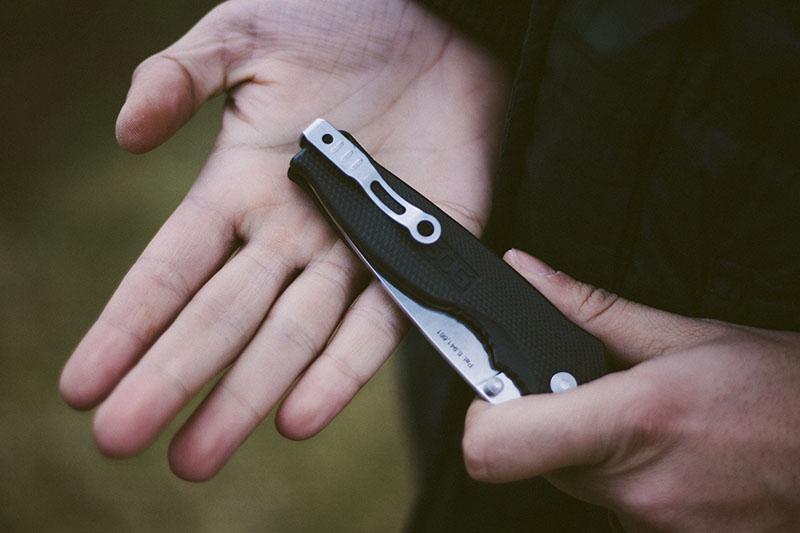 sog flash ii pocket clip survival blog gear review knife