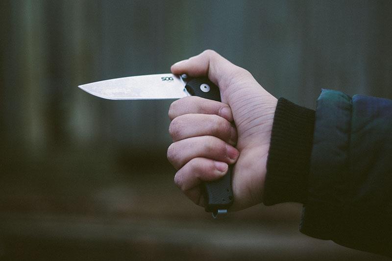 flash ii pocket knife review sog edc survival gear