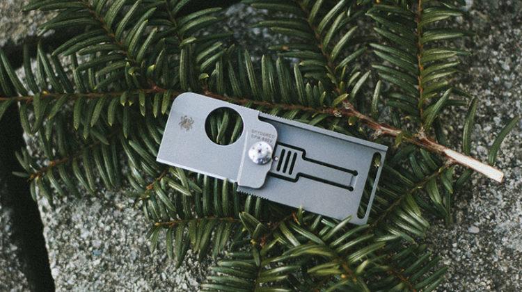 Spyderco Squarehead EDC Folding Dog Tag Knife Review